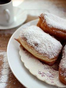 Buttermilk beignets | Food | Pinterest