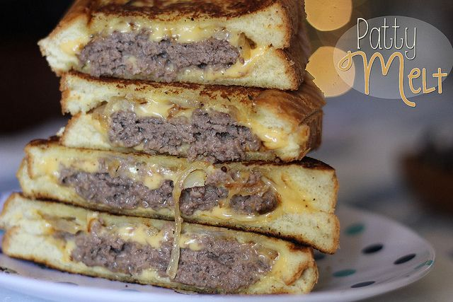 Patty Melt | What's for dinner? | Pinterest