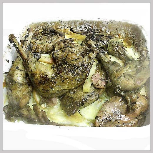 Pheasant and Creamy Fennel Bake | Fish and Game | Pinterest