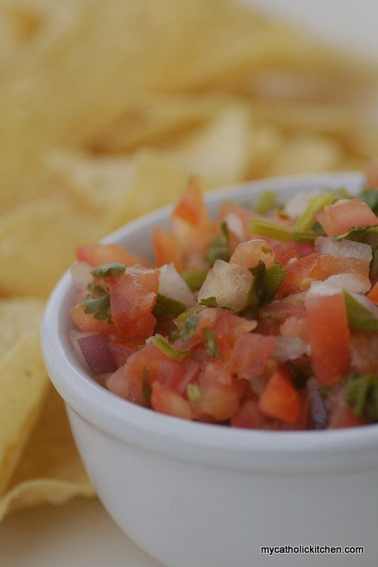 Salsa Fresca - Enjoy this recipe and For great motivation, health and ...
