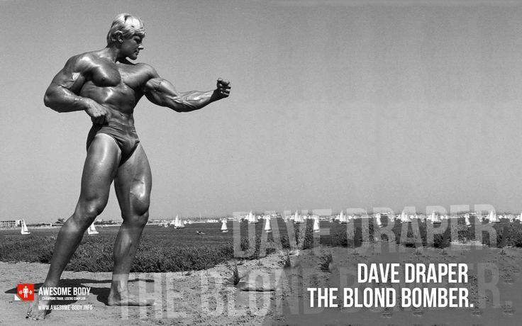 Dave Draper | Vintage Bodybuilding | Pinterest