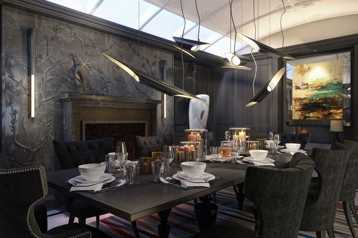 Interior designers in london katharine pooley luxury for Interior design companies london