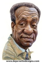 Bill cosby caricatures havin a good time2 pinterest