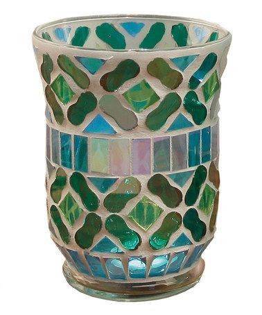 Color Inspiration- Take a look at this Teal & Green Short Mosaic ...