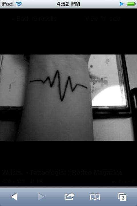 Lifeline Tattoo