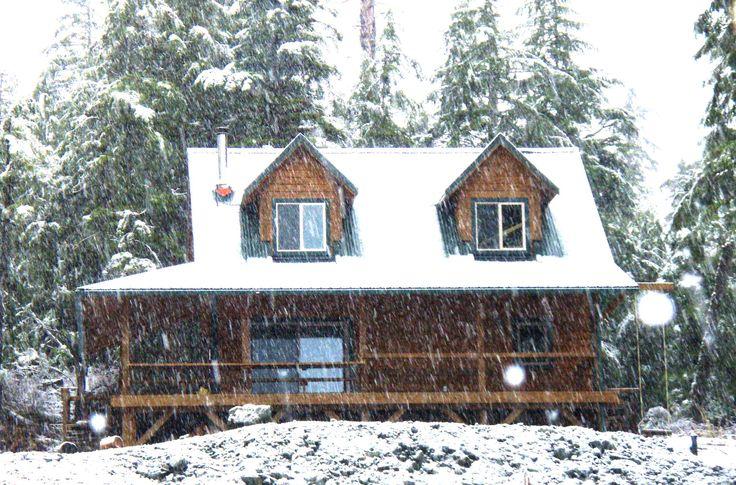 Alaska Cabin Owner Built Alaska Pinterest