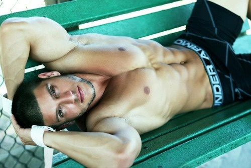Under Armour bulge #hunk