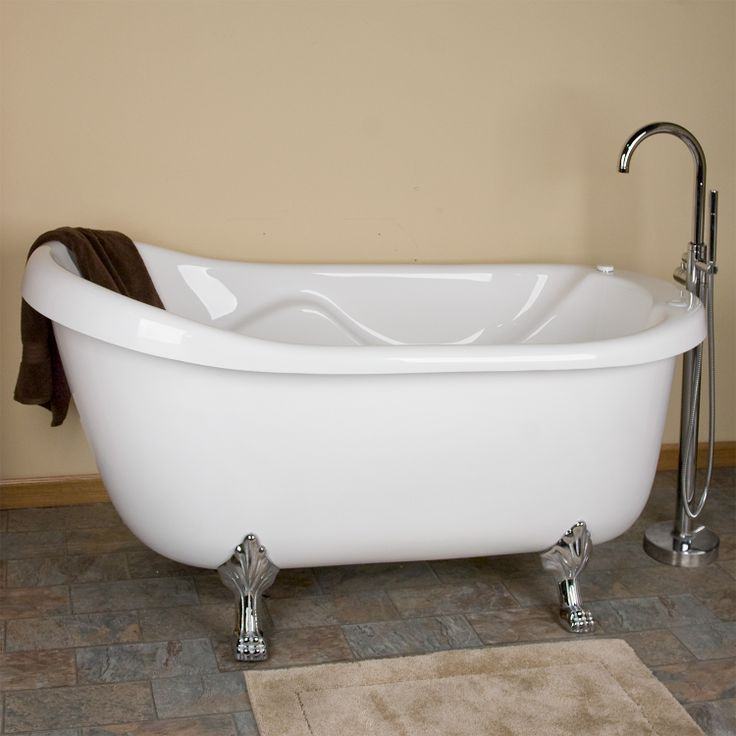 Claw Foot Tub With Jets Dream Home Pinterest