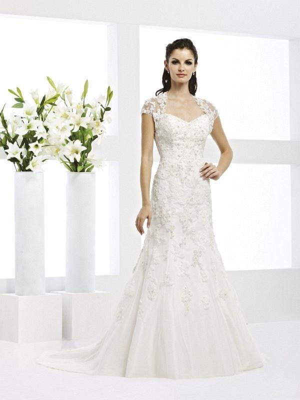 Veromia Hochzeitskleid VR61059  evet ich will - das türkische ...