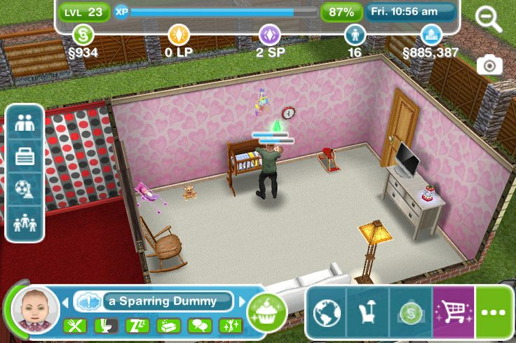 New baby girl sims freeplay pinterest for Baby bathroom needs sims freeplay
