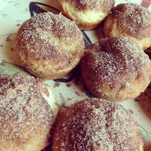 Quick Recipe Share | French Breakfast Muffins - Just me My Soldier and ...