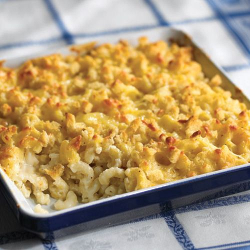 Wicked Baked Bacon Mac and Cheese | Yummy in my Tummy | Pinterest