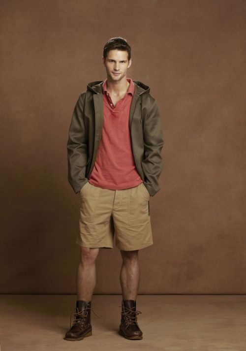 Fashionable Hiking Outfit Men