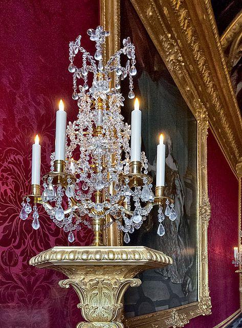 Le salon de Mercure, Versailles