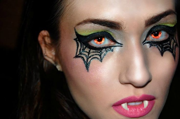 Pin by Sweet Minerals Makeup Parties on Makeup Stylists - Sweet Halloween Makeup