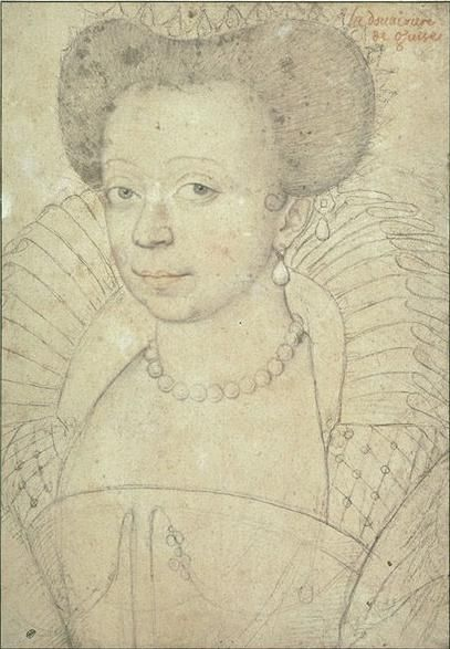 She was an ancestress of mary of guise and mary queen of scots