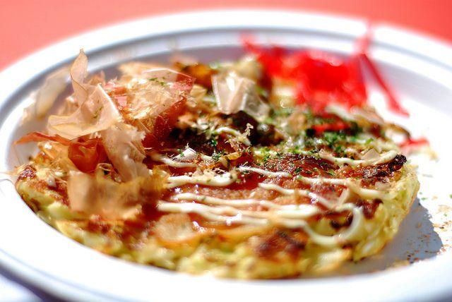 Okonomiyaki: The Japanese pancake you will want at 4 a.m.