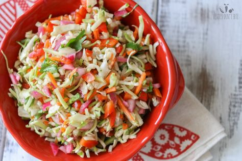 slaw with lime dressing mexican slaw with mango avocado cumin dressing ...