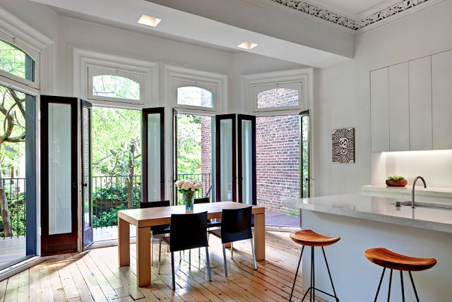 Floor to ceiling bay windows house ideas pinterest for Floor to ceiling bay window