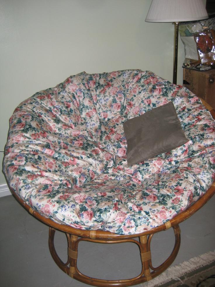 More like this: papasan chair , chair cushions and cushions .