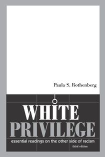 privilege essay In an essay entitled white privilege: unpacking the invisible knapsack-, peggy mcintosh goes on to list many items in her argument of white privilege the root of her premise is that being a white person elicits subconscious advantages in society.
