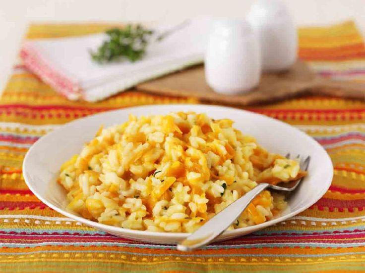 Carrot and Lemon Thyme Risotto | Noshables | Pinterest