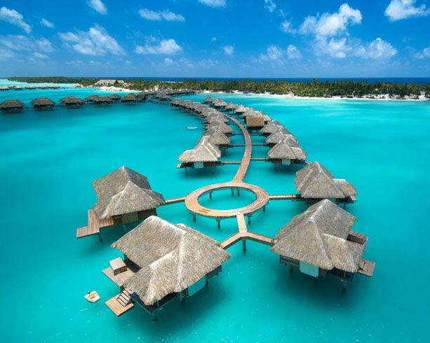 Bora Bora honeymoon idea