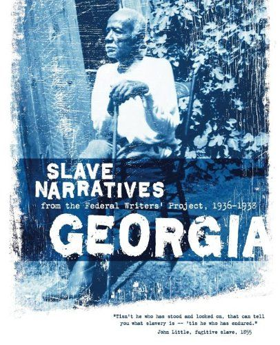 slave narrative project To be enslaved in the united states about the language of the slave narratives  in his instructions to interviewers, the director of the federal writers' project.