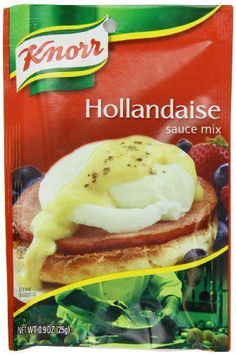 Knorr Classic Sauces, Hollandaise Sauce Mix, « Blast Groceries