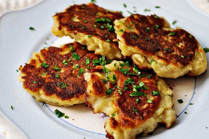 Boxty {Irish Potato Pancakes} | Spuds | Pinterest