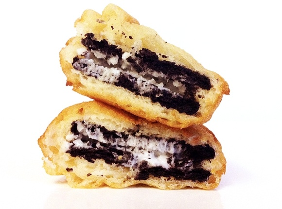 Deep Fried Oreos Recipe — Dishmaps