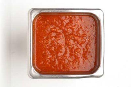 Chipotle Mexican Grill Copycat Recipes: Tomatillo Red-Chili Salsa (hot ...