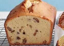 Brown-Sugar, Maple, and Pecan Pound Cake   Recipes loved by Marry Anne