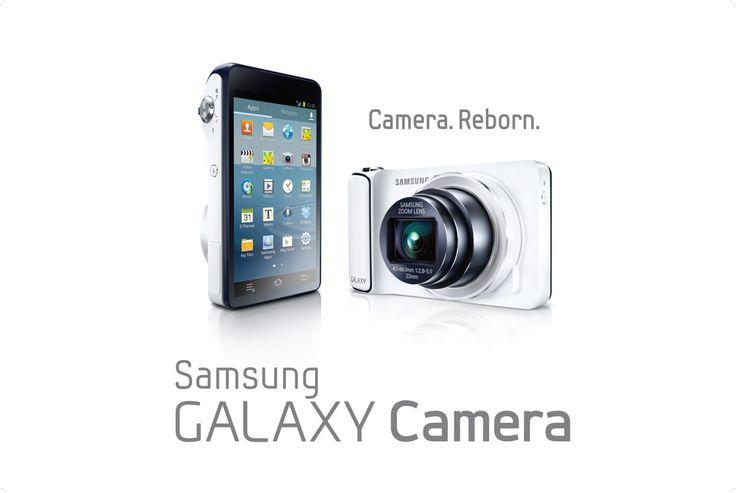 Finally my dream come true-Camera + Android = Samsung Galaxy Camera