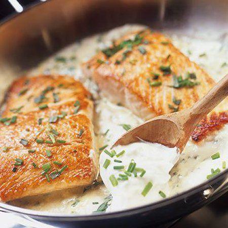 ... baked salmon baked salmon with roasted pecan crust wild baked salmon