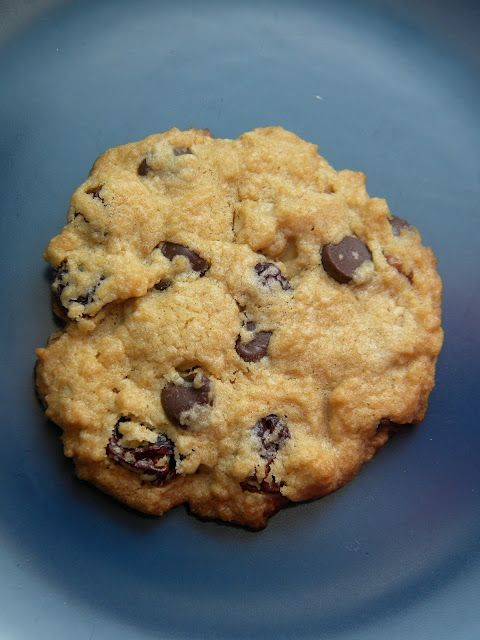 Cherry, Walnut & Chocolate Chip Cookies | Vegan Recipes to Try | Pint ...
