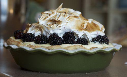 blackberrylime pie | pie love | Pinterest