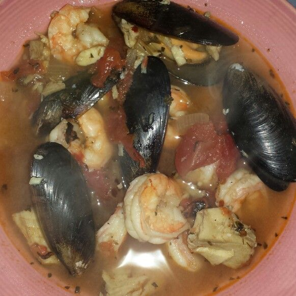 Italian seafood stew | Soups and Stews | Pinterest