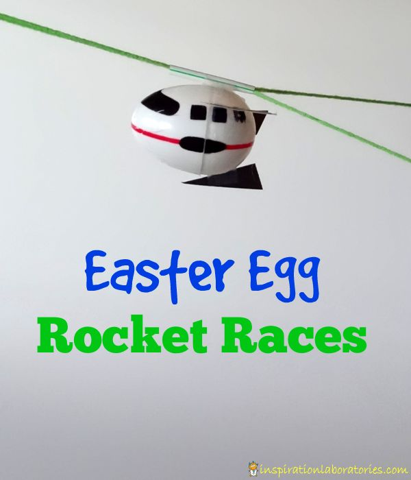 Egg Rockets