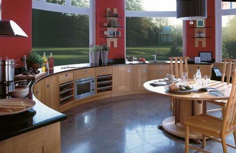 Ahhh love lots of windows in a kitchen my dream home for Awesome kitchen designs photos