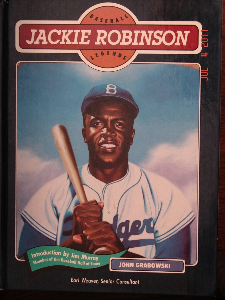 jackie robinson a baseball legend Baseball legend the man who broke thesis statement- jackie robinson was the first black player to play in the major league baseball jackie robinson broke the.