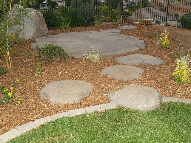 Pin by sandy rush on ideas for the garden pinterest for Pinterest garden stones