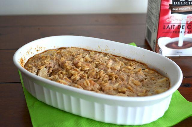 Baked apple pie oatmeal | Boats Of Oats | Pinterest