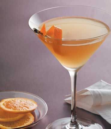 Between the Sheets Ingredients 1 1/2 parts GREY GOOSE® L'Orange 3/4 ...
