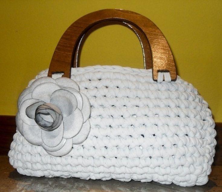 Crochet Cute Bag : Cute crochet bag handmade bag Pinterest