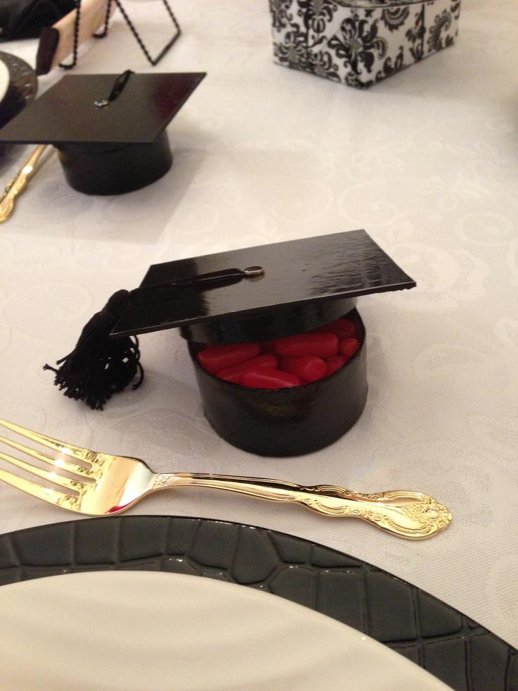 ponterest graduation favors   just b.CAUSE