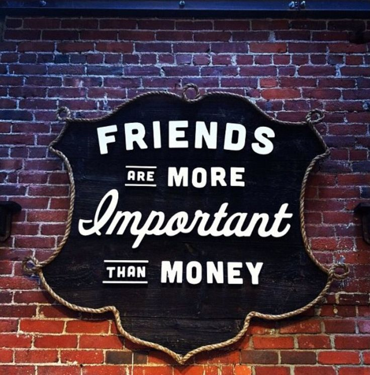 friendship or money which is more important essay Money essays in the modern time, money is energy for a life, and could purchase every thing in the other hand, money isn't more important than friendship.
