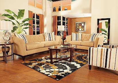 living room (Rooms To Go)