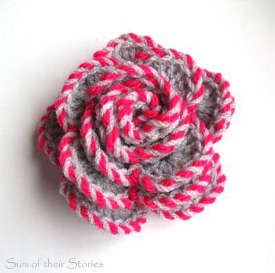 Free Crochet Flower Edging Pattern : Free Crochet Flower Pattern Spring Crochet Patterns ...