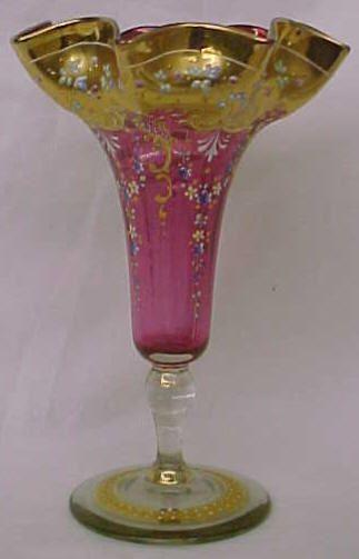 Мозер вазы